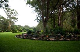 Memorial Rock Garden